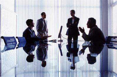 The CIO inner circle