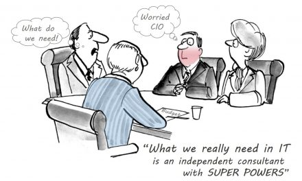 CIOs benefiting from Interims