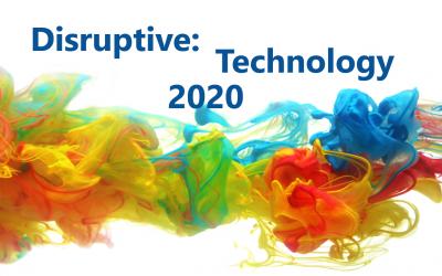 Disruptive Tech 2020